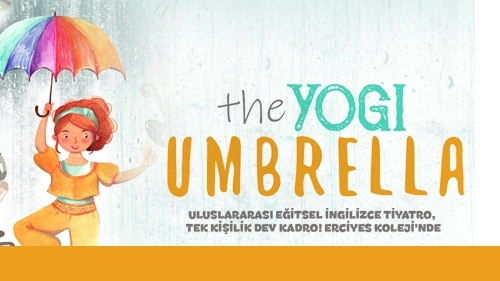 The Yogi Umbrella